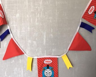 Thomas the Tank Engine Bunting