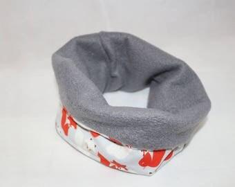 Snood / child fleece neck