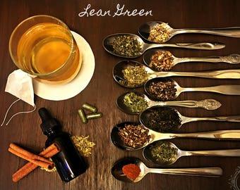 Lean Green, Tea