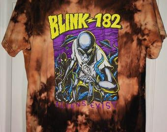 Blink-182 Aliens Exist Acid Wash (M)