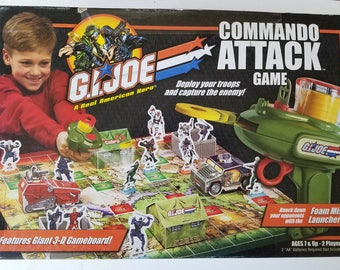 G.i. How commando attack game