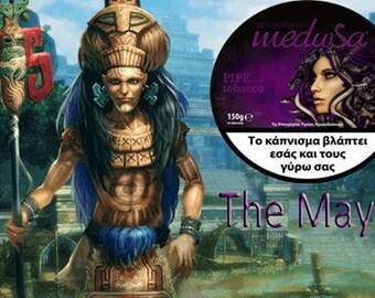 Pipe Tobacco Medusa The Maya