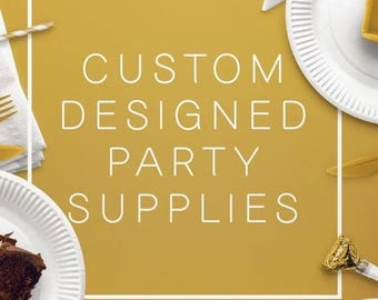 Custom Party In A Box