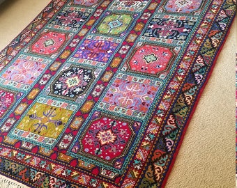 Handmade Moroccan Rug
