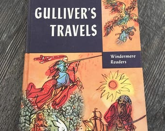 1954 Edition of Gulliver's Travels