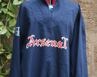 Nike Premier 90's Arsenal pull over