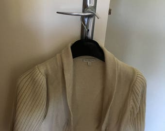 Light grey cardigan by Massimo Dutti