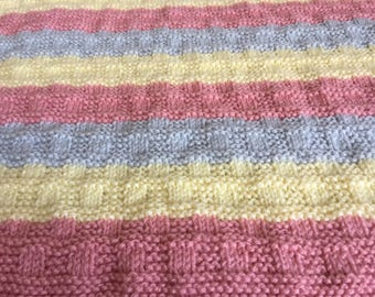 Baby blanket - made to order