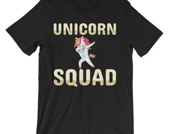 Unicorn Squad Shirts - Unicorn Squad, Always Be A Unicorn Shirt, Funny Unicorn Svg, Funny Unicorn Shirt, Rainbow Dabbing Girl Boy Tshirt