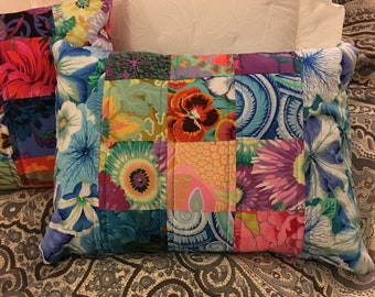 12 x 16 quilted boudoir pillows