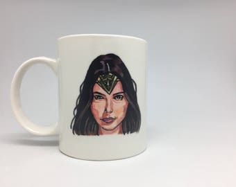 Mug WONDERWOMAN