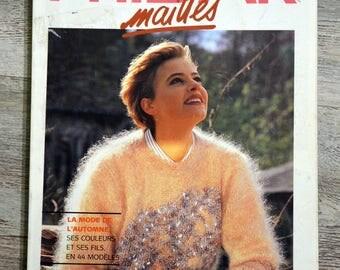 Magazine Phildar mesh 180 - autumn (knit)