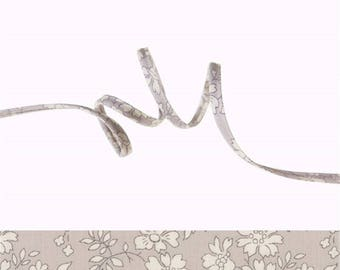 25 cm cord Liberty Capel little grey