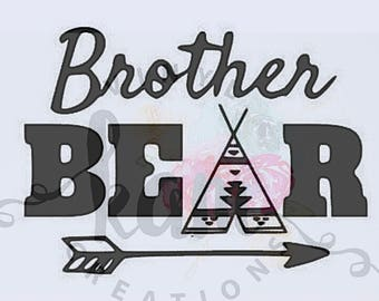 Brother Bear Kids Shirt
