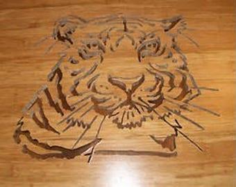 Wood Tiger
