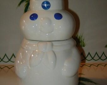 "Pillsbury Doughboy 10"" Cookie Jar"