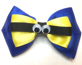 Minion inspired bow (2)