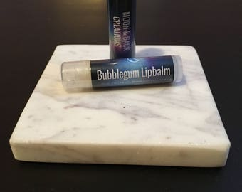 Bubblegum Scented Natural Lipbalm