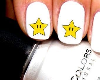 Star Nail Decal