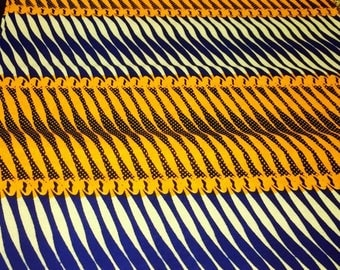 African fabric from Senegal