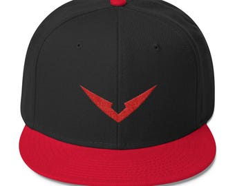 Red Paladin Inspired Snapback