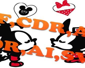 Mickey Love File