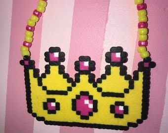 Princess Perler Necklace