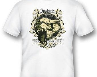Insignia Wolf 1241 Tee Shirt 082315