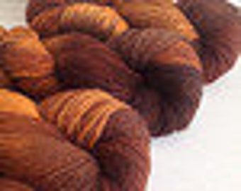 BELCANTO CHESTNUTS ~ Pure New Wool