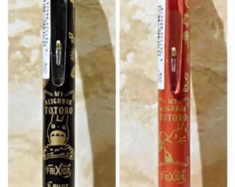 Pilot japan totoro design frixion pen
