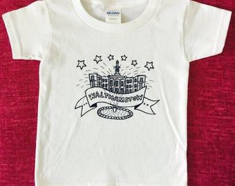 Age 6 'Walthamstow' T-shirt