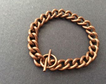 Chunky Chain Bracelet [SKU306]