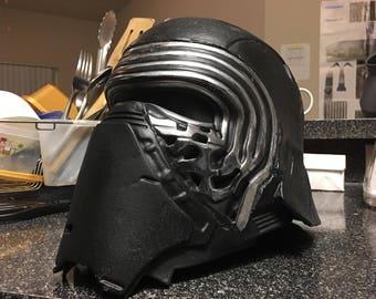 Kylo Ren Helmet Mod
