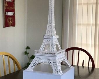 Eiffel Tower (Paper Model)