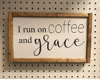 COFFEE AND GRACE
