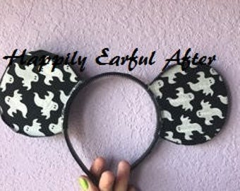 Ghost Mouse Ears