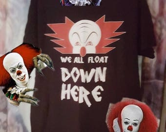 We All Float Down Here tee