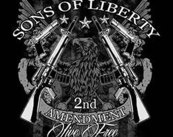 2nd Amendment, Sons Of Liberty
