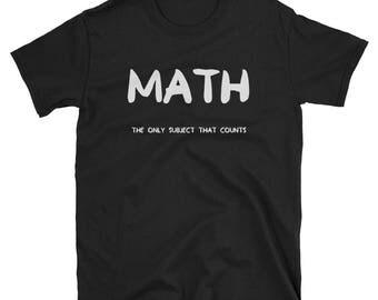 funny math shirt, math teacher gift, math teacher gifts, gift for teacher, math teacher, funny math gift, math gifts, math shirt