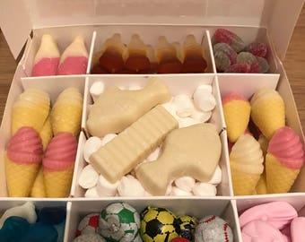 The Seaside sweet box