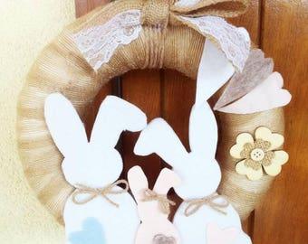 Wreath Easter