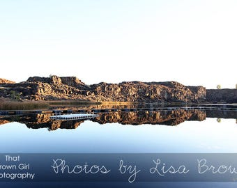 Dierkes Lake Twin Falls Idaho Photo