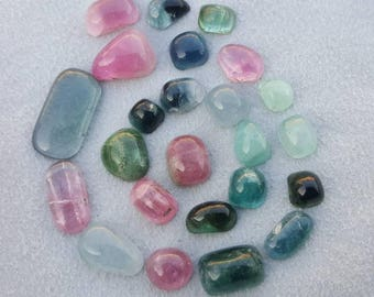50-ct beautiful tourmaline cabs from Afghanistan
