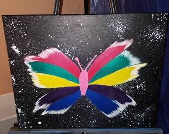 16x20 Butterfly Effect
