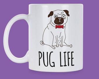 Dog Gift Pug Lover Pug Life