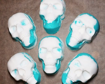 Skull Men's Bath Bomb