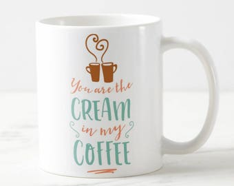 Romantic Mug #1 - Love Quote Mug - Love Mug - Quote Mug -Coffee Mug - For Her - For Him -Valentine Mug -Valentine Gift -Love Gift - Cute Mug