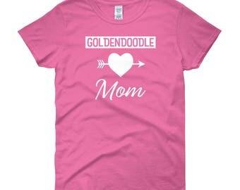 Goldendoodle Mom Women's short sleeve t-shirt