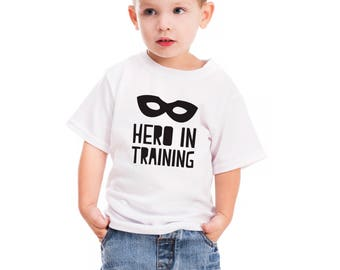 hero child, hero kids, super hero, hero gifts, hero theme, hero tshirt, hero tee, childrens gift, gift for boy