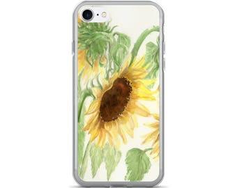 Sunflower iPhone 7/7 Plus Phone Case PC104